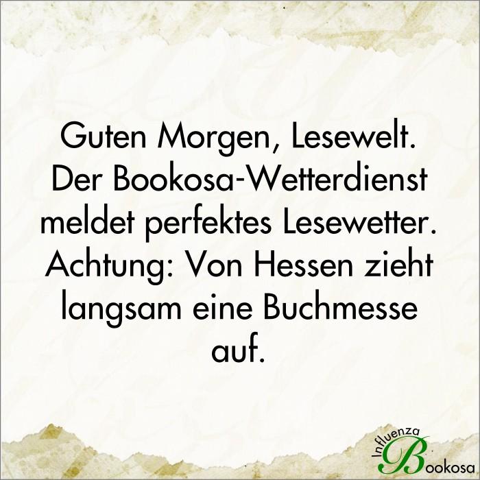 Best of Bookosa - Buchmesse Vorfreude