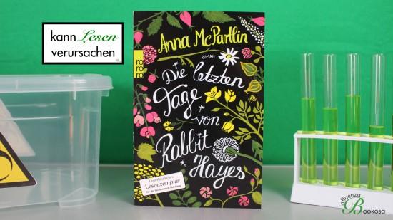 Anna McPartlin - Die letzten Tage von Rabbit Hayes