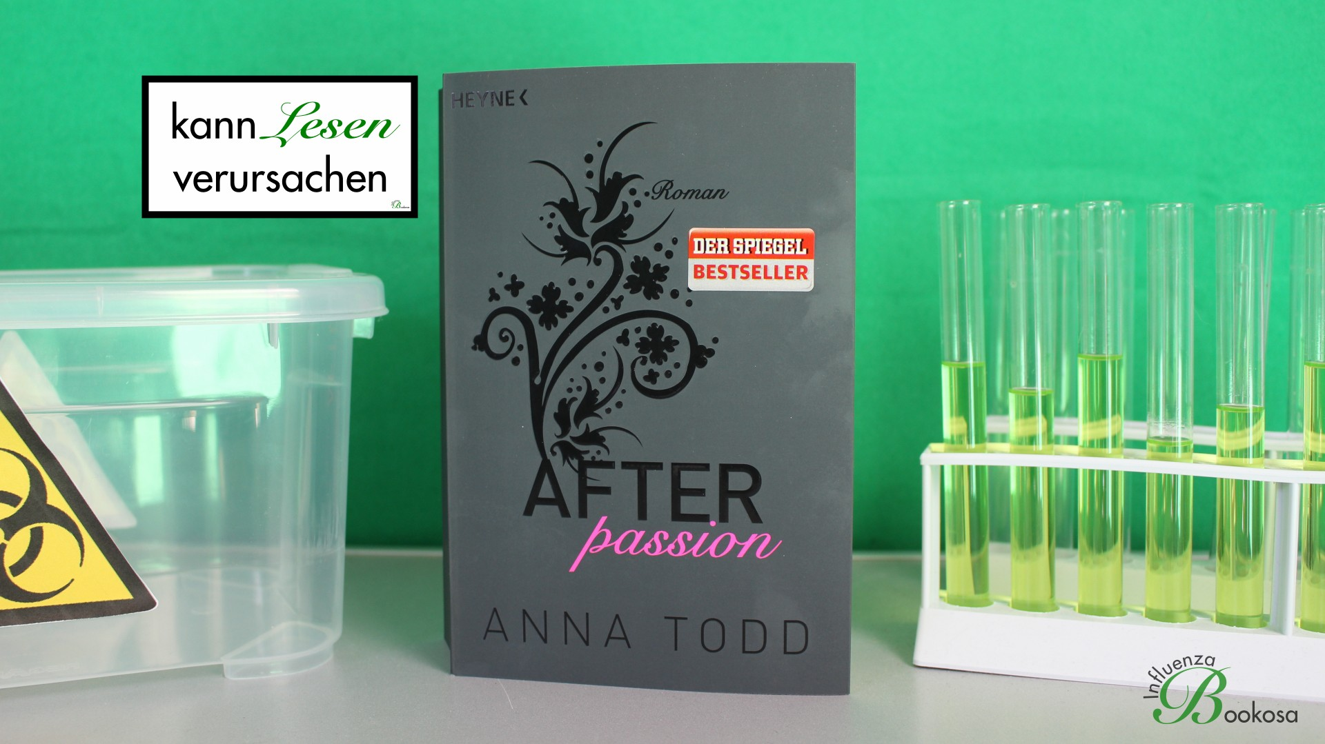 Anna Todd - After passion