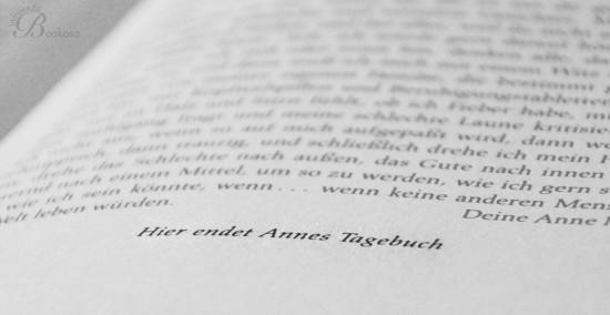 Anne Frank, ihr Tagebuch und ich - Abschlussbild