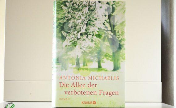 Antonia Michaelis - Die Allee der verbotenen Fragen