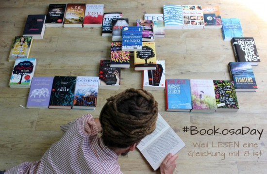 #BookosaDay - Welt-Bookosa-Tag