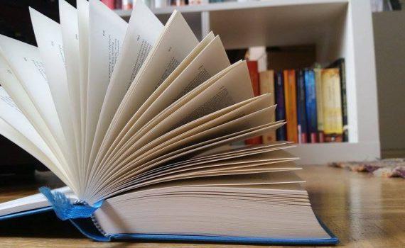 Buchseiten des Monats