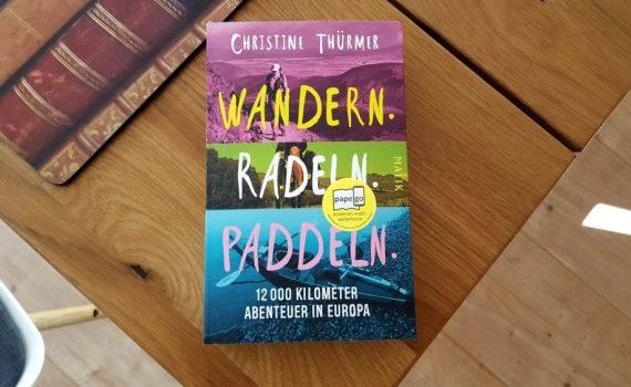 Christine Thürmer - WandernRadelnPaddeln