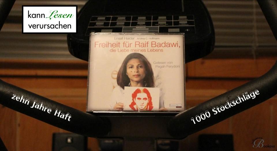 Ensaf Haidar - Freiheit für Raif Badawi