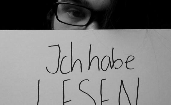 Fabian - Herr Booknerd - Lesen