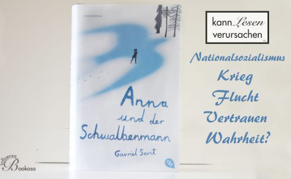 Gravriel Savrit - Anna und der Schwalbenmann