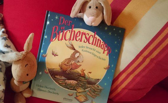 Der Bücherschnapp – Helen und Thomas Docherty