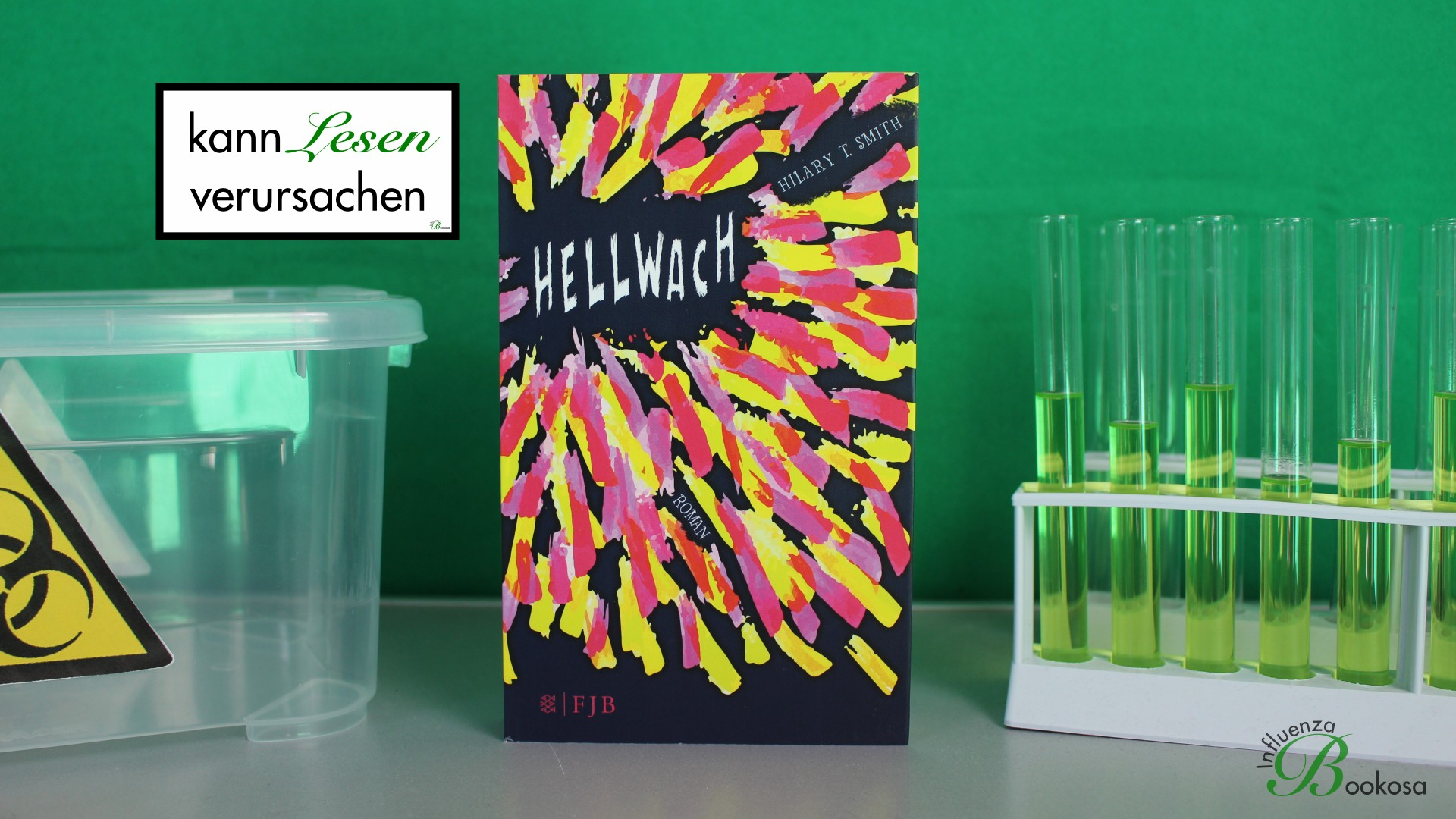 Hilary Smith - Hellwach