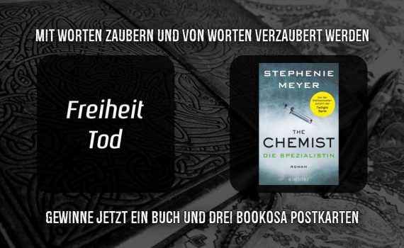 Hugwords Gewinnspiel - The Chemist Video