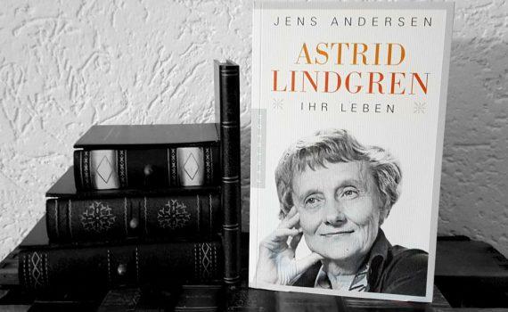 Jens Andersen - Astrid Lindgren