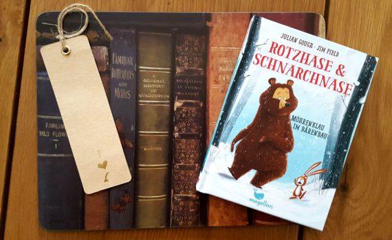 Julian Gough & Jim Field - Rotzhase und Schnarchnase 1