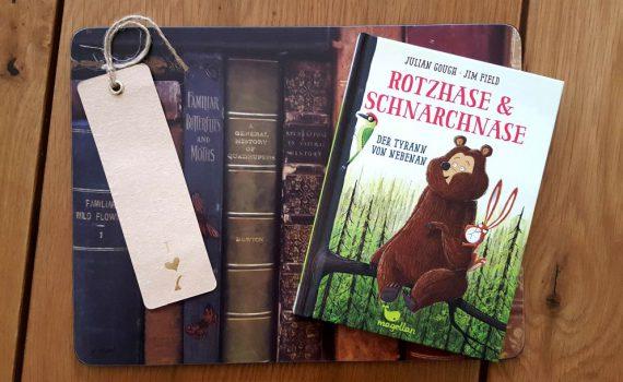 Julian Gough & Jim Field - Rotzhase und Schnarchnase 2