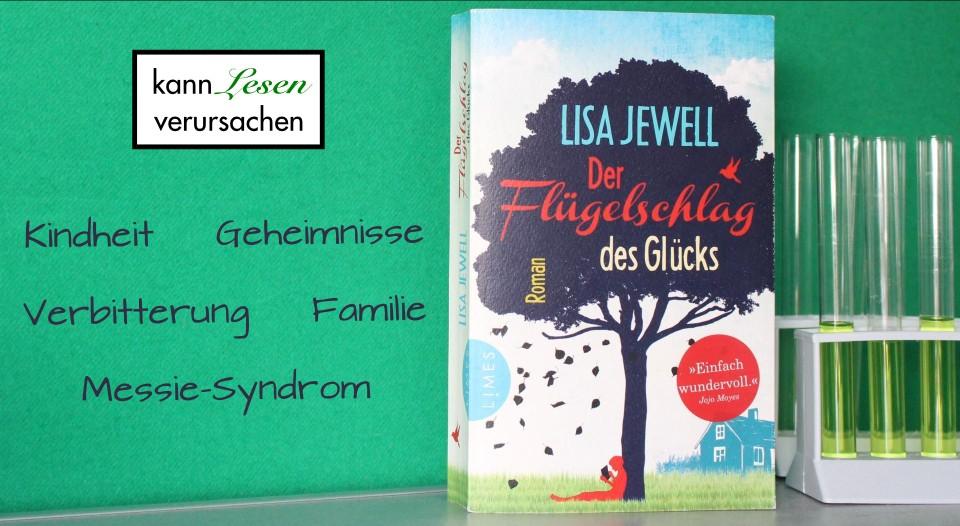 Lisa Jewell - Der Flügelschlag des Glücks