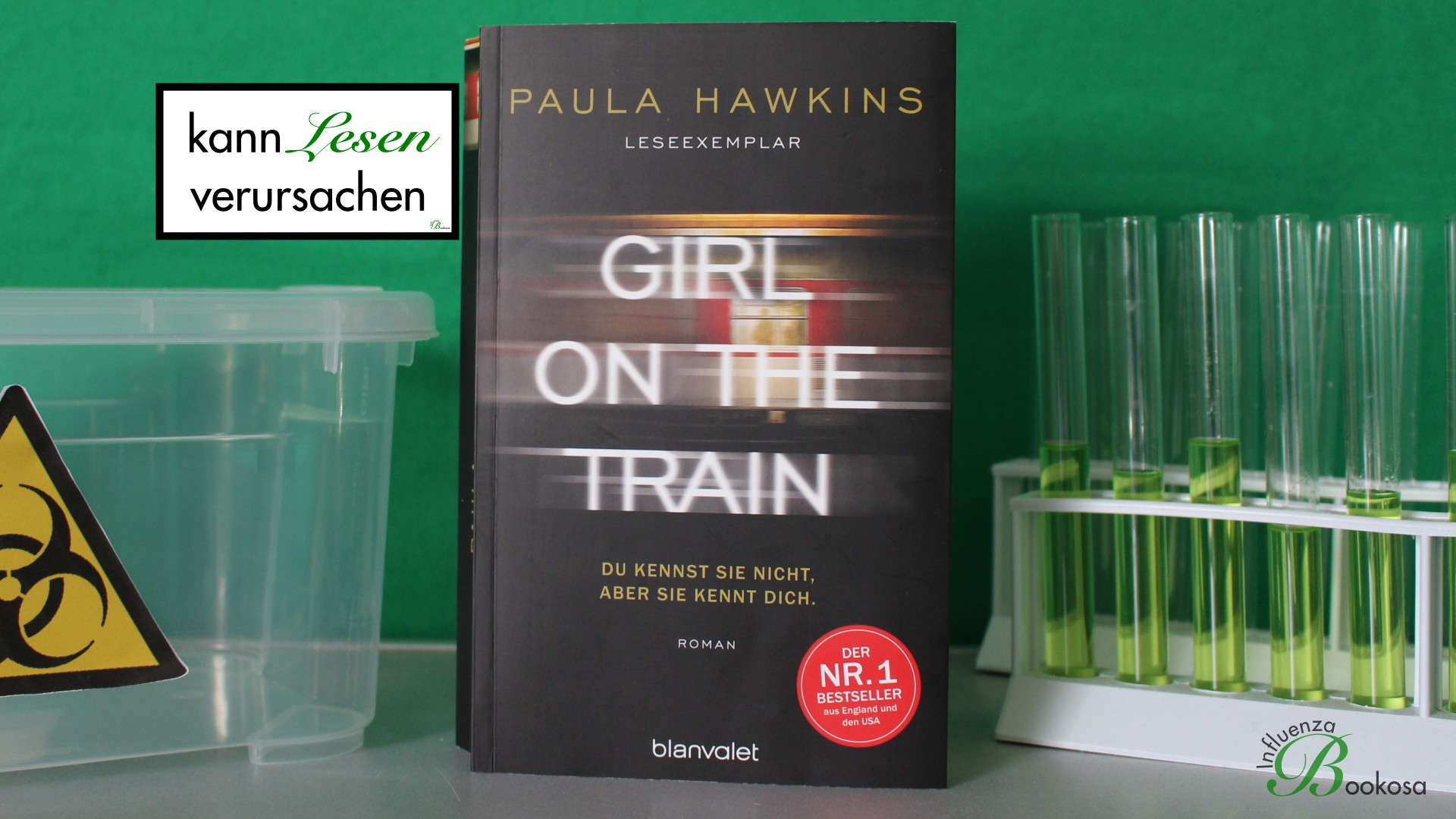 Paula Hawkins - Girl on the Train