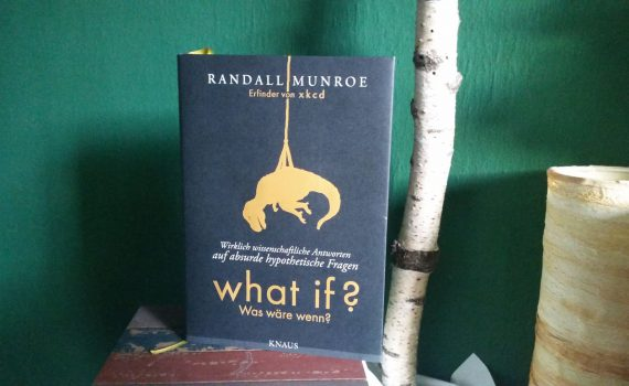 What if? Was wäre wenn? | Randall Munroe