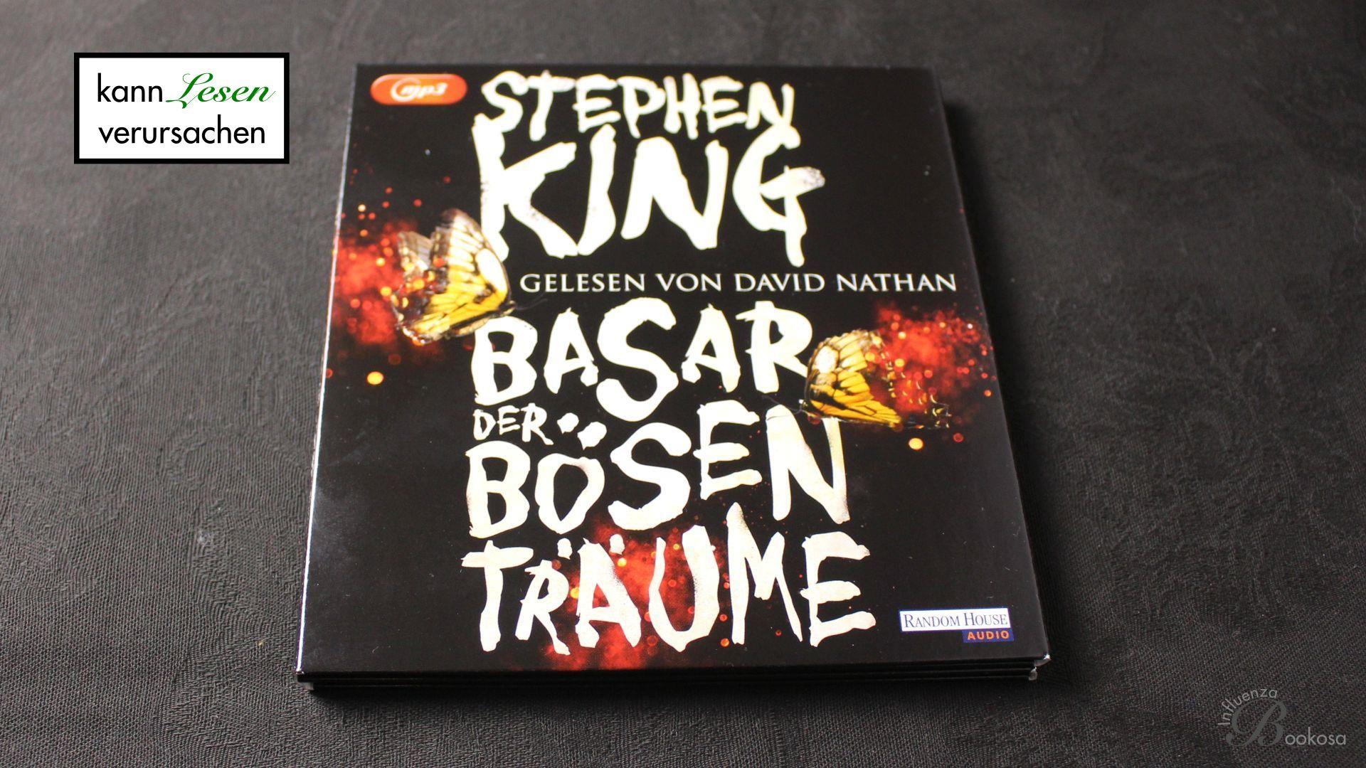Stephen King - Basar der bösen Träume - Hörbuch