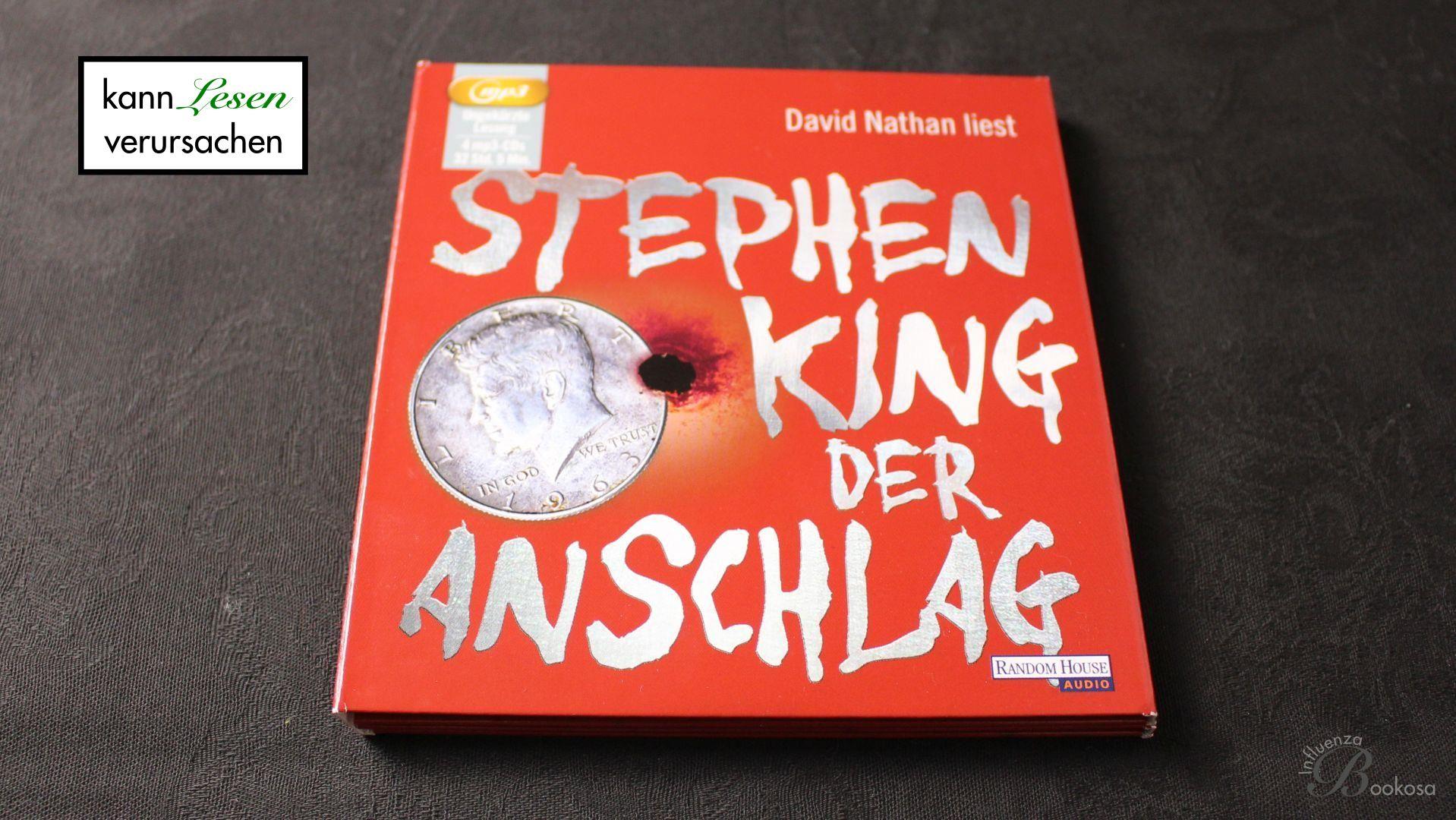Stephen King - Der Anschlag - Hörbuch