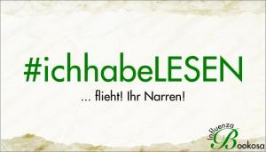 #ichhabeLESEN Hashtag